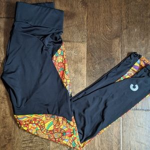 Women's workout pants size L from Amazon